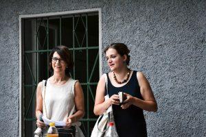 Loredana Lombardo e Antonella Nonino