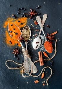 corso cucina spezie