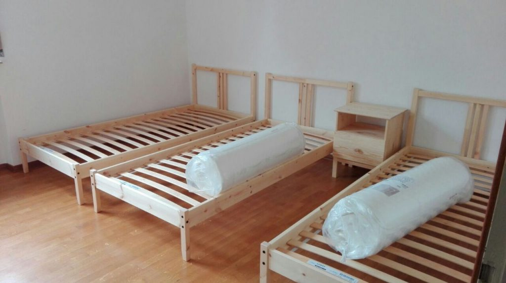 Arredi Ikea-Camera da letto tripla