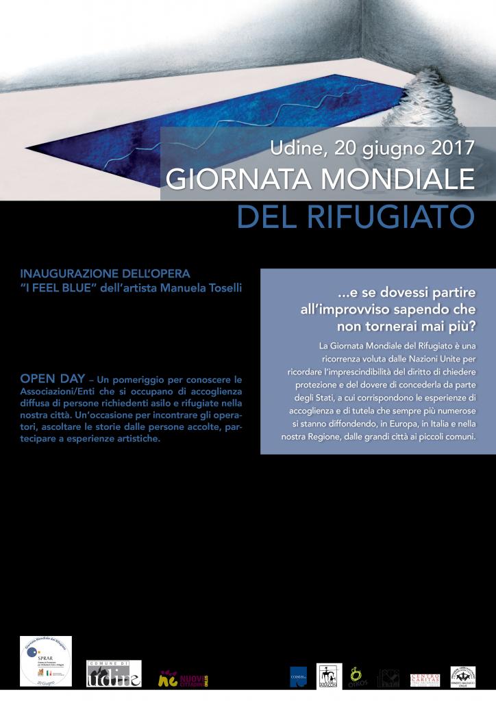 Giornata Mondiale del Rifugiato a Udine