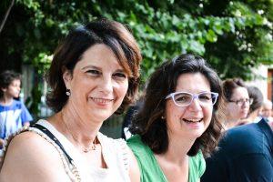 Loredana Lombardo e Anna Paola Peratoner